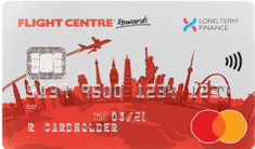 flight center card